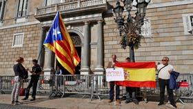 Frente del Palacio de Gobierno