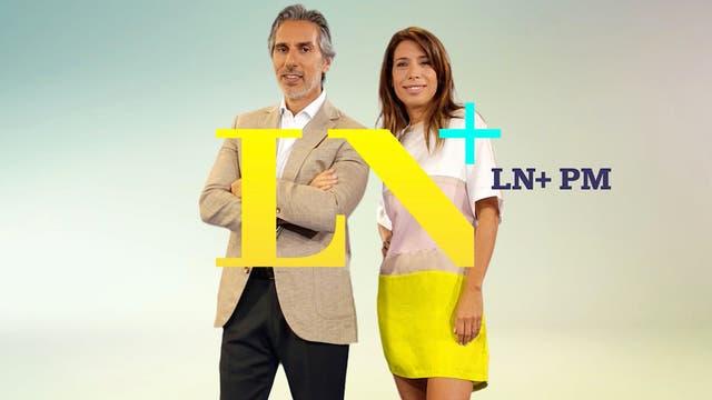 Juan Miceli y Dolores Cahen D'Anvers. Una dupla de alto nivel que estará al frente del noticiero LA NACION PM