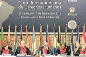 La Corte Interamericana que falló contra el Estado argentino