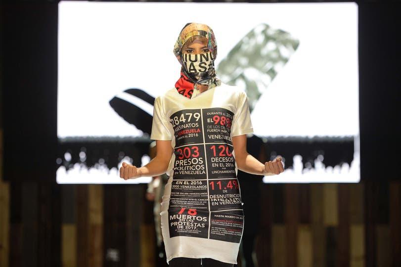 Resistencia, la colección de la venezolana Lisu Vega