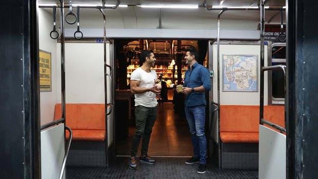 El flamante bar nace con la idea de parecerse a un club neoyorkino