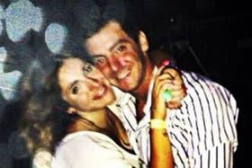Giannina y Luciano, de lo más enamorados