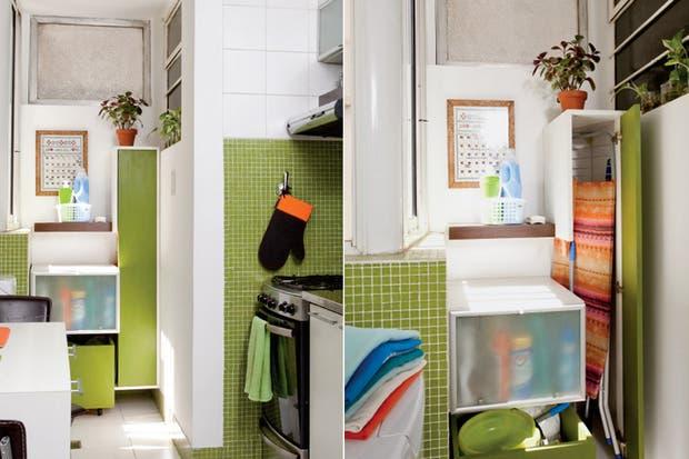 Claves al organizar un lavadero  Gustavo Peláez  ESPACIO LIVING