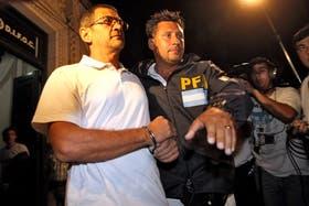 Sergio Schoklender había sido detenido en febrero pasado por decisión del juez Oyarbide