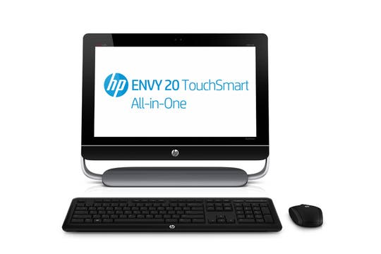 HP Envy 20 TouchSmart All in One.