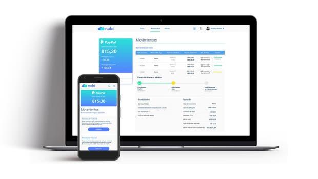 PayPal y Nubi presentan un servicio para recarga de saldo desde cualquier banco