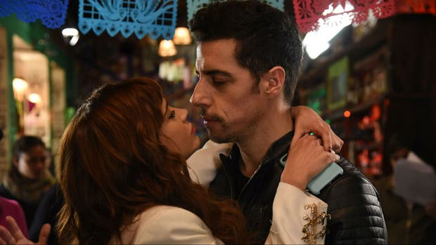 Celeste Cid y Esteban Lamothe, Virginia y Javo en Las Estrellas, un romance que viene y va