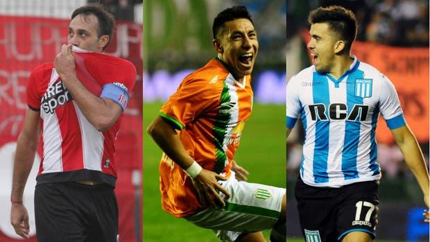 Estudiantes, Banfield y Racing, los últimos clasificados a la Libertadores