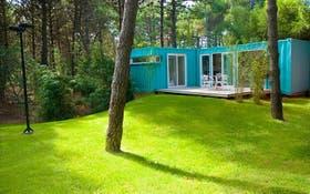 Alterra. En Pinamar, alojamiento sustentable y vida verde con todo el confort