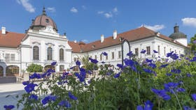 La residencia favorita de Sisi, un palacio de verano en Hungría