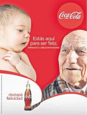 Mascaró y Rodríguez, protagonistas de la campaña de Coca-Cola