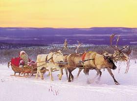 Cada año, Santa Claus recibe cartas de los chicos de todo el mundo y... ¡se las contesta!