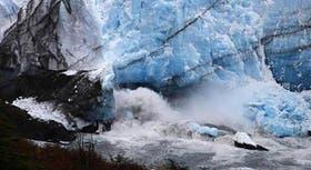 El Perito Moreno, una de las maravillas naturales de la Argentina