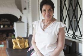 Stella Maris Maruso, fundadora de la Fundación Salud