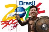 A 300 días del Mundial, todo lo que tenés que saber sobre Brasil 2014