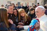 """La divertida anécdota de Gustavo Alfaro con el Papa Francisco: """"A ustedes les metimos tres"""""""