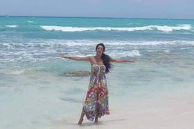 Ana María Arroyos sufrió una descompensación durante sus vacaciones y está en coma en Jamaica.