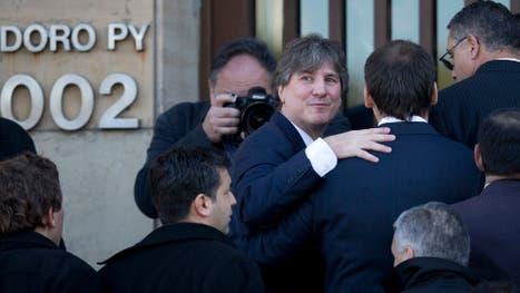 Michetti encontró más irregularidades de Amado Boudou en el Senado