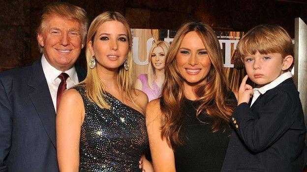La presencia en la campaña de la tercera esposa de Donald Trump y de los hijos del magnate es cada vez mayor