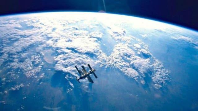 La estación espacial Mir terminó en el Punto Nemo