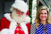 Máxima: Navidad en Ámsterdam, año nuevo en Villa La Angostura
