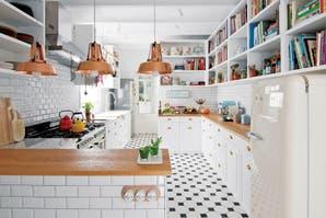 8 propuestas geniales para decorar tu cocina