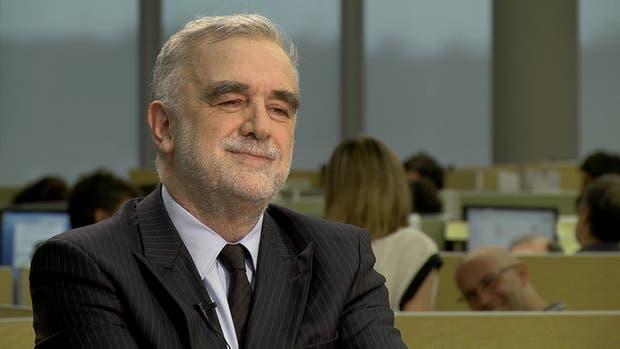 El ex fiscal adjunto del Juicio a las Juntas Militares, Luis Moreno Ocampo