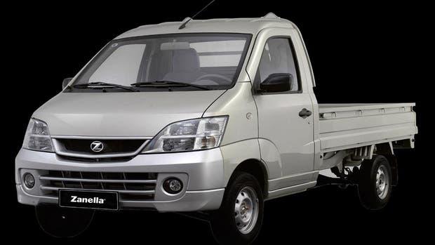 El Z-Truck será producido por Zanella y Minarelli en Mar del Plata