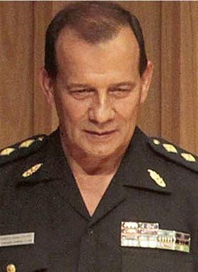 El comisario general retirado Guillermo Calviño