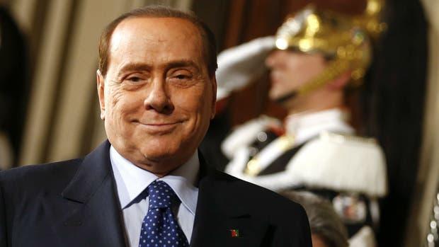 Silvio Berlusconi, ex primer ministro italiano