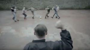 El fútbol y los nazis no encajan