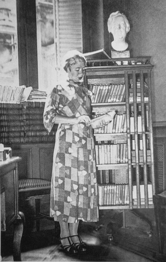 Alfonsina Storni (1891-1938), poeta, periodista y dramaturga