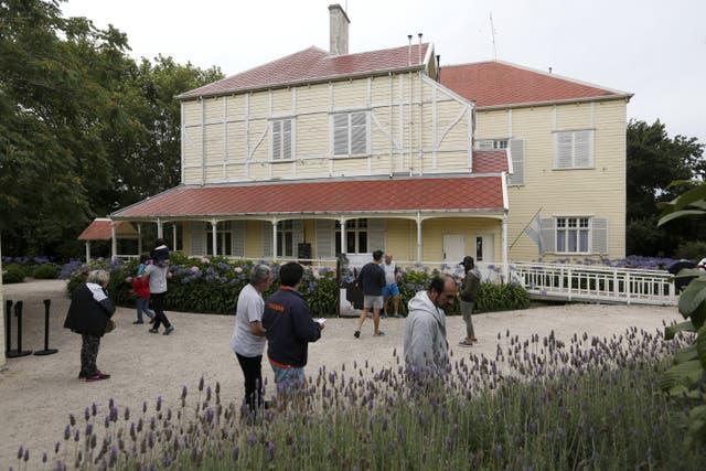 La Gioconda de las Pampas en Villa Victoria Matheu 1851. Todos los días, de 17 a 21 (entrada $50; estudiantes y jubilados, $40). Visitas guiadas a las 17.30 y 19.30