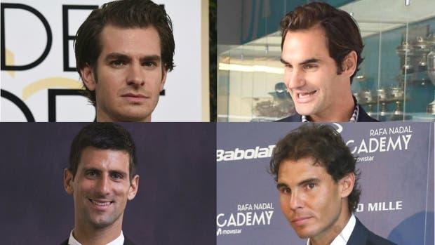 Abierto de Australia:los retos de Murray, Federer, Djokovic y Nadal