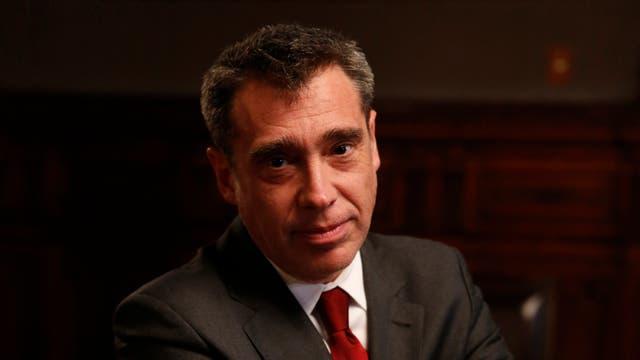 El presidente de la Cámara Nacional Electoral, Santiago Corcuera