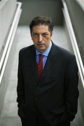 Gustavo Lazzari, presidente de Caicha