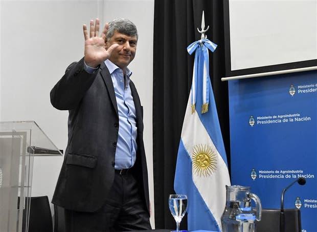 El ministro de Agroindustria, Ricardo Buryaile, destacó la reapertura de Europa