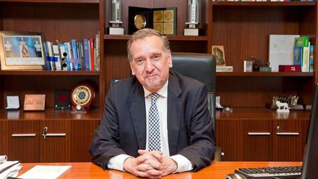Lino Barañao, ministro de Ciencia y Tecnología.