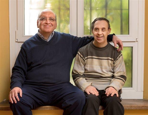 Alfredo Gandur necesita un trasplante de riñón; su hermano, Jorge, busca ser el donante