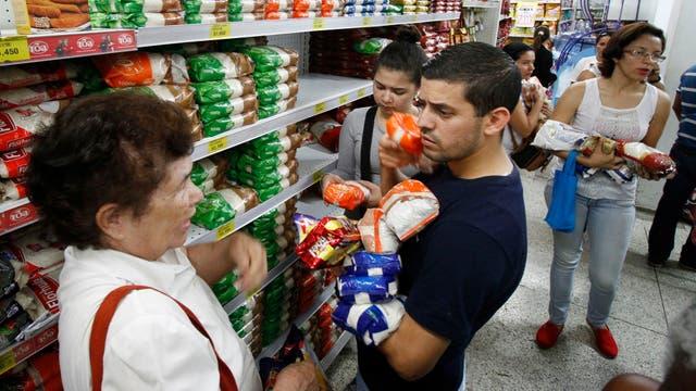 Los productos los consiguieron más baratos que en su país