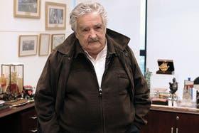 """José Mujica había señalado ayer al diario El País: """"En Uruguay estamos embuchados de dólares"""""""