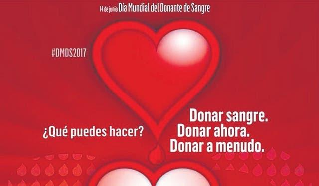 Incrementa donación de sangre: Jurisdicción Sanitaria II