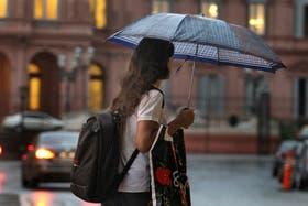 Vuelve la lluvia esta noche