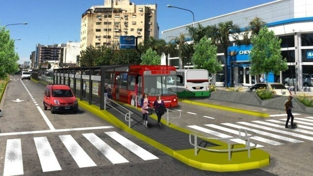 El plan de María Eugenia Vidal para el Metrobus en provincia