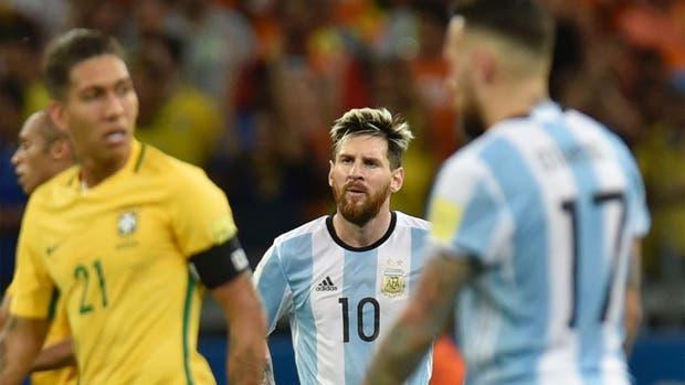Último entrenamiento pensando en Colombia — Selección Argentina
