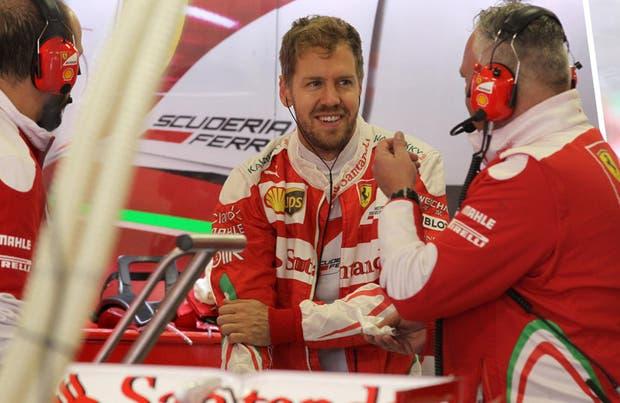 Vettel, el famoso que odia ser famoso