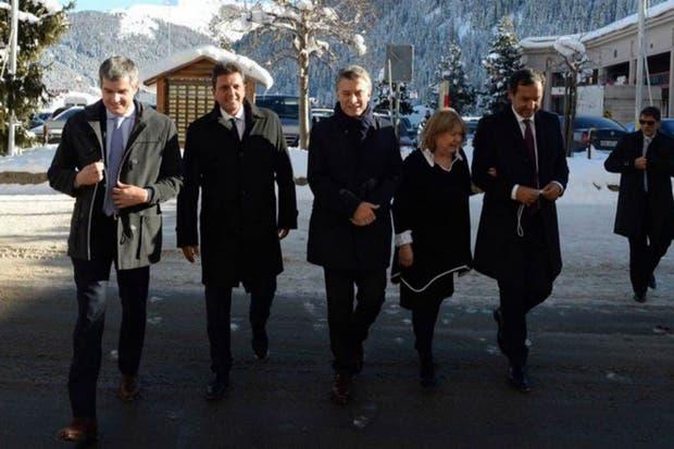 La agenda de Mauricio Macri en el Foro Económico de Davos