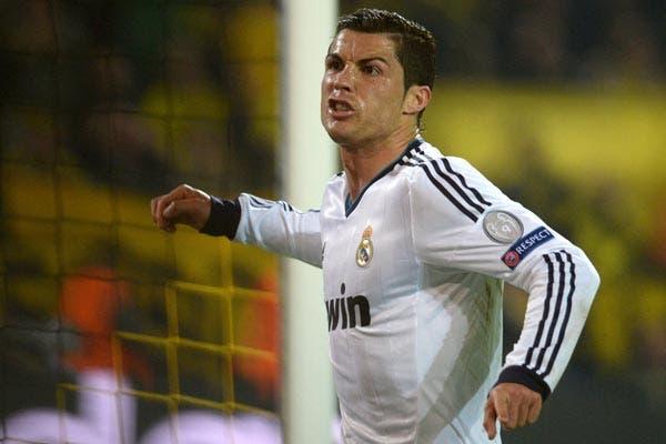 Borussia goleó a Real Madrid por 4 a 1.  Foto:AFP