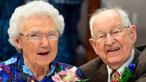 Harvey e Irma, el matrimonio que lleva 75 años de la mano y cuyos nombres denominaron a los dos últimos huracanes que afectaron a Estados Unidos e islas del Caribe