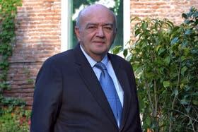 Itzhak Shoham , Director para América Latina de la Cancillería israelí